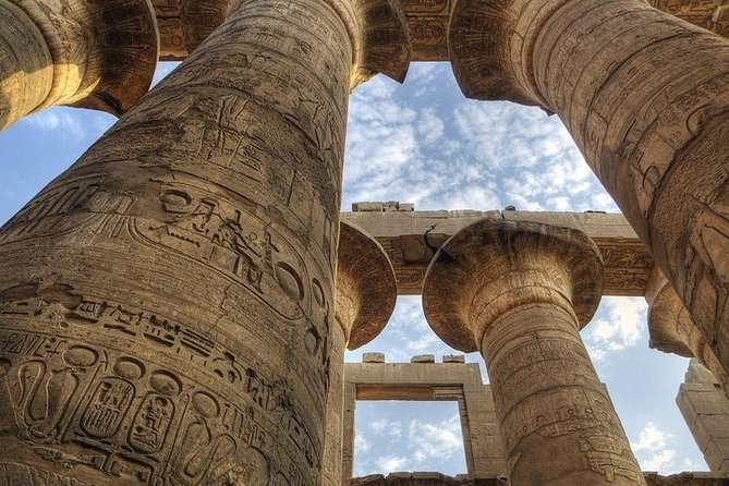 Private tour in Luxor East Bank Karnak Temple & Luxor Temple