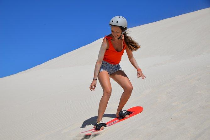Kangaroo Island Sandboard Rental