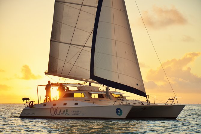 Oceane 3 Hours Private Sunset Cruise from Black River