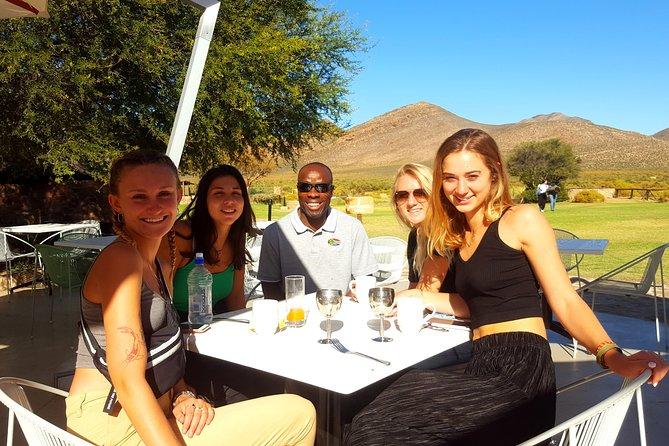 Stellenbosch Franschhoek Full-Day Tour with Cheese Tasting