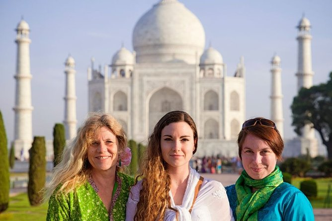 Private Full Day Taj Mahal & Agra Tour By Gatimaan Train