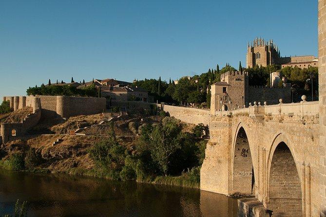 Romantic tour in Toledo