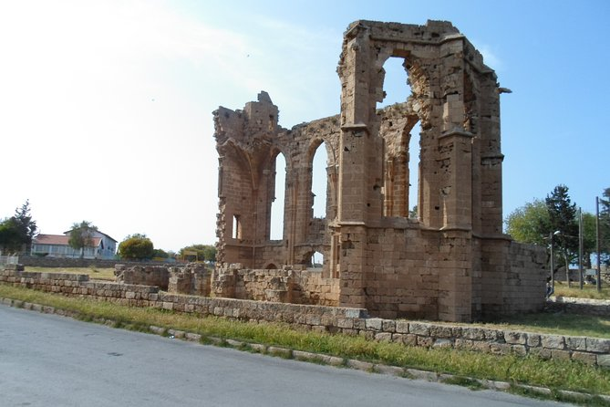 Kerynia and Famagusta Coach Tour in Russian from Ayia Napa, Protaras and Larnaca