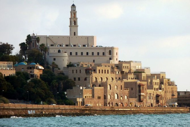 Old Jaffa Virtual Online Tour - Join us on Zoom