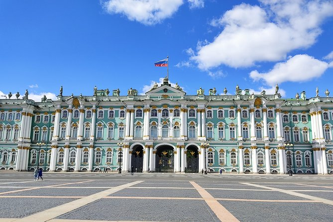 St Petersburg Half-Day Private Tour- Good for fans!