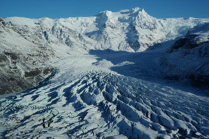 Sightseeing Flight over Vatnajökull Volcanic Eruption Sites