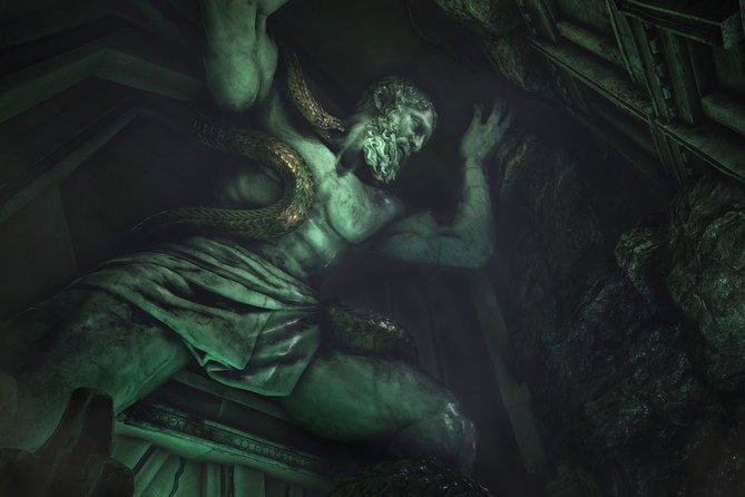 VR Escape Room - Beyond Medusas Gate (Set in Assassins Creed Odyssey)