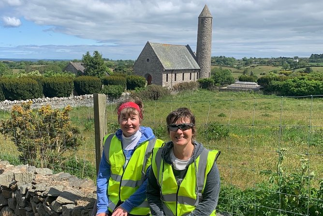 1/2 Day Pilgrim's Walk on St Patrick's Way and Lunch (4 hrs)