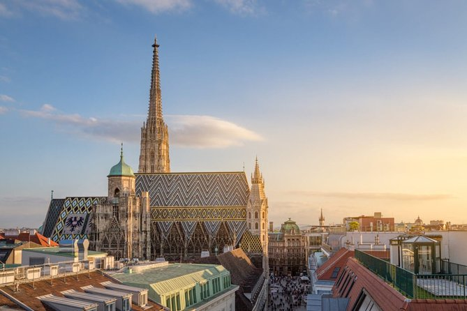 Private tour of historical Vienna with Jan