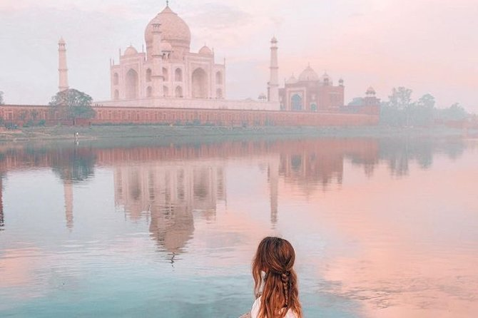 4N/5D Guided Tour in Delhi, Agra and Jaipur