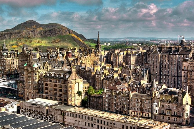 Explore an amazing Edinburgh on a private walking tour of the Old town