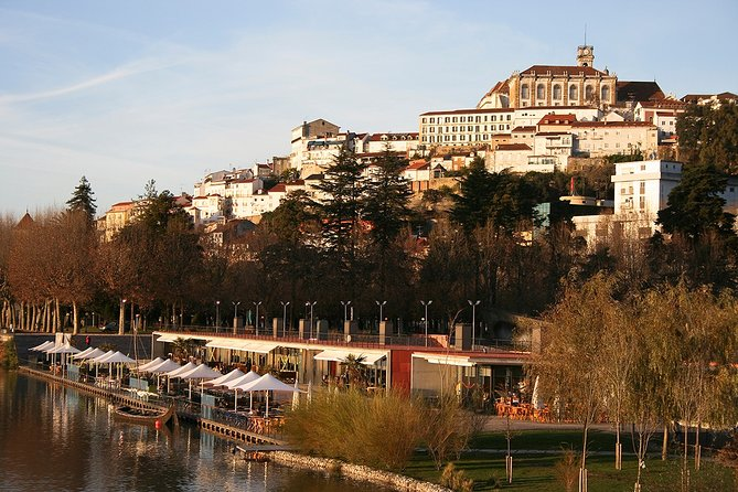 Porto: Coimbra & Buçaco Private Tour Full Day
