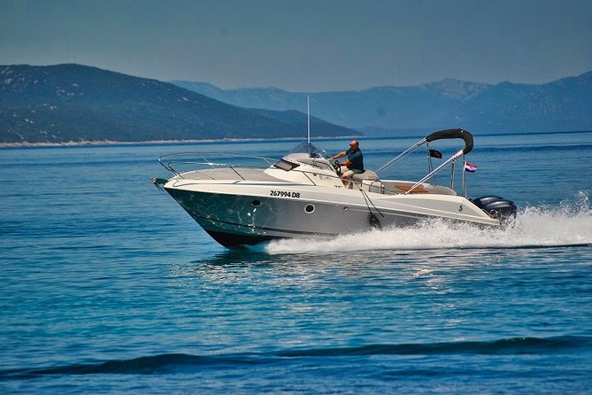 Dubrovnik Old Town Sunset Cruise - Beneteau Flyer 850 (max. 8 persons)