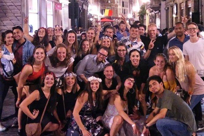 Brussels Pub Crawl