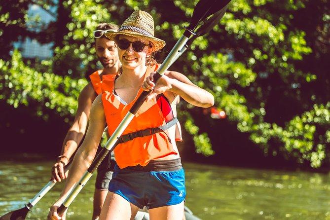 Private Activity in Strasbourg in Canoe