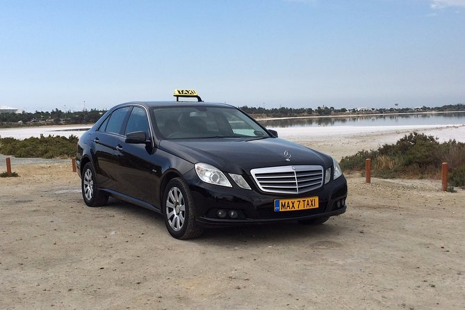 Private Transfer from Ayia Napa to Larnaca Airport with Taxi