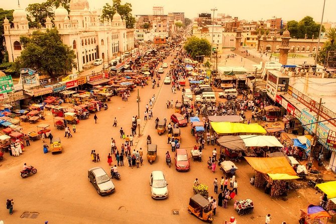 The best of Hyderabad walking tour