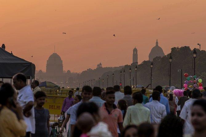 The best of Delhi walking tour