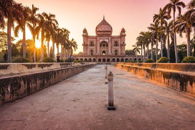 Romantic tour in Delhi