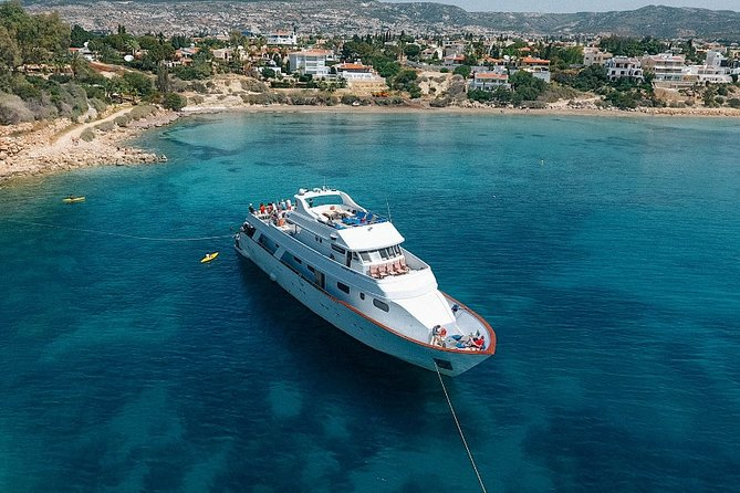 Ocean Flyer Half Day Cruise from Paphos harbour