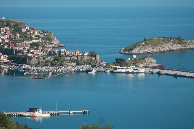 Private Transfers Ankara City or Esenboga Airport to/from Amasra Town