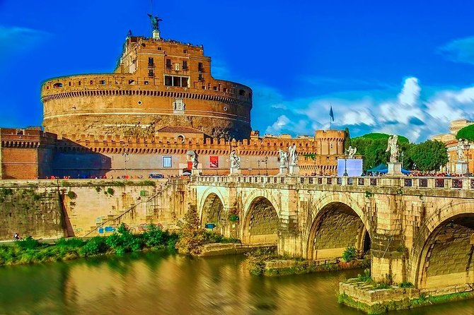 Castel Sant'Angelo Small Group Tour