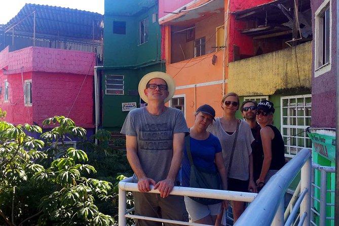 Guided Tour to Favela da Rocinha