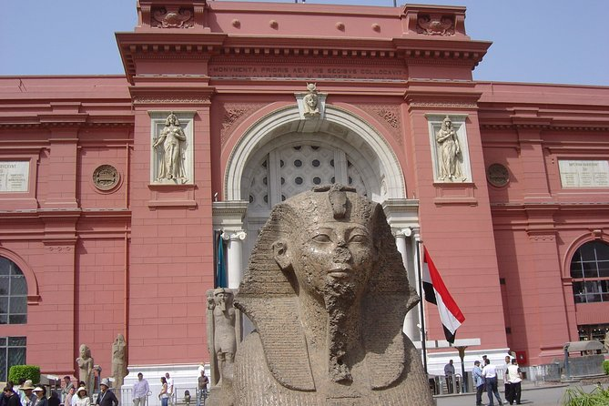 Full Day Tour Of Giza Pyramids Egyptian Museum And Bazaar