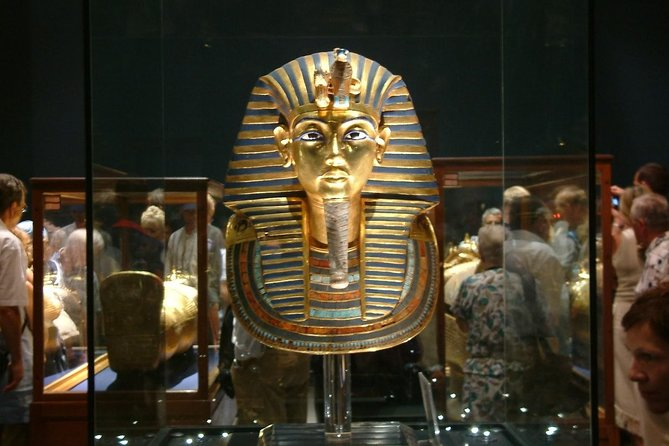 Private Day Tour to the Egyptian Museum and Citadel and Khan