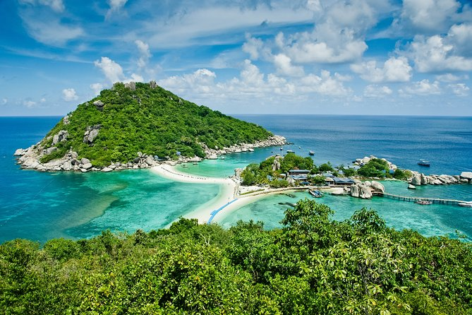 Koh Tao and Koh Nangyuan Premium Trip By Speedboat From Koh Samui