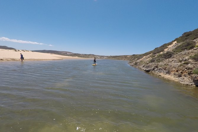 Amoreira River Stand Up Paddle Tour