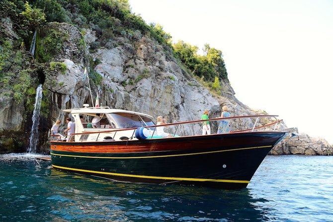 Full-Day Small Group Cruise to Capri Island from Naples