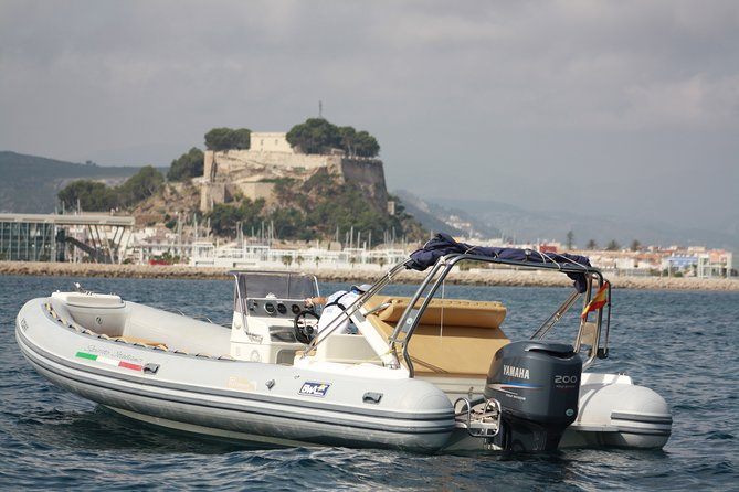 Boat Rental Spirito Italiano Half or Full Day
