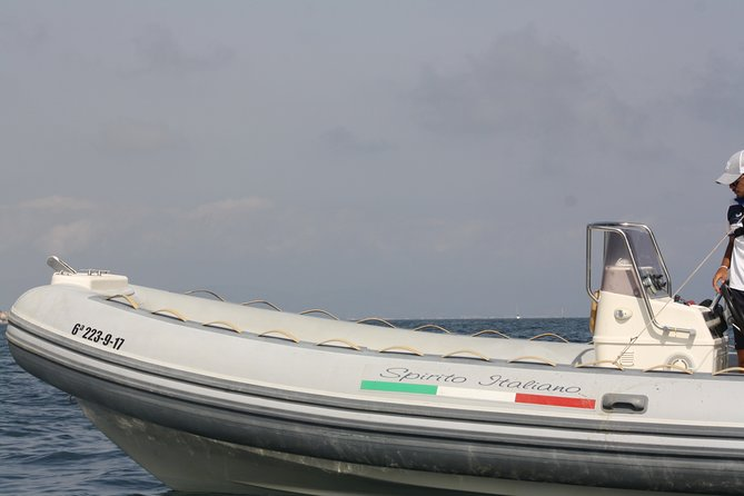 Boat Rental Spirito Italiano Half or Full Day