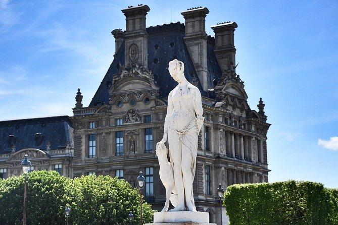Mission Tuileries: treasure hunt in the gardens