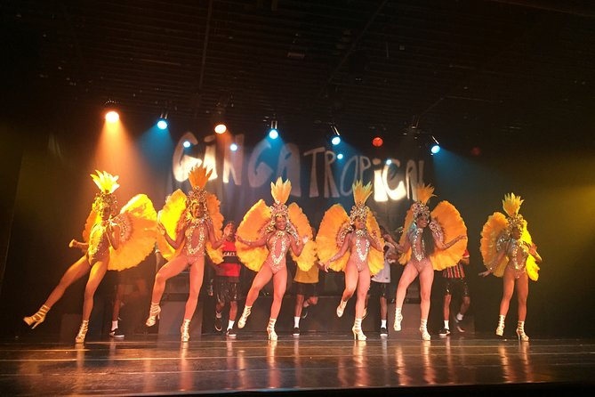 Guided Tour to Ginga Tropical Music Show With Dinner