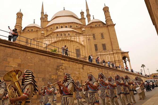 Full Day Tour To Egyptian Museum Citadel And Coptic Cairo