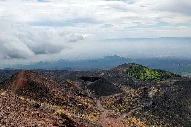 Mount Etna and winery private tour from Messina