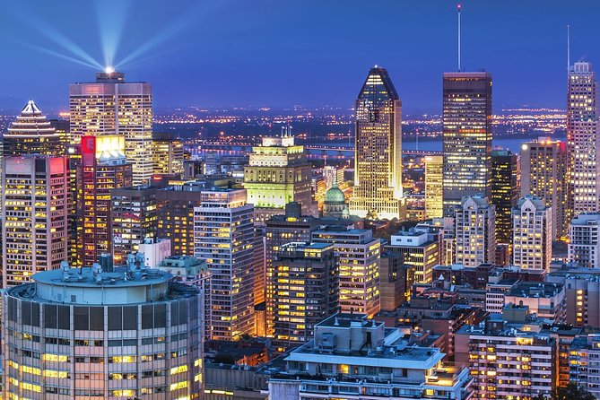 Montreal Airport Transfers : Montreal to Montreal Airport YUL in Business Car