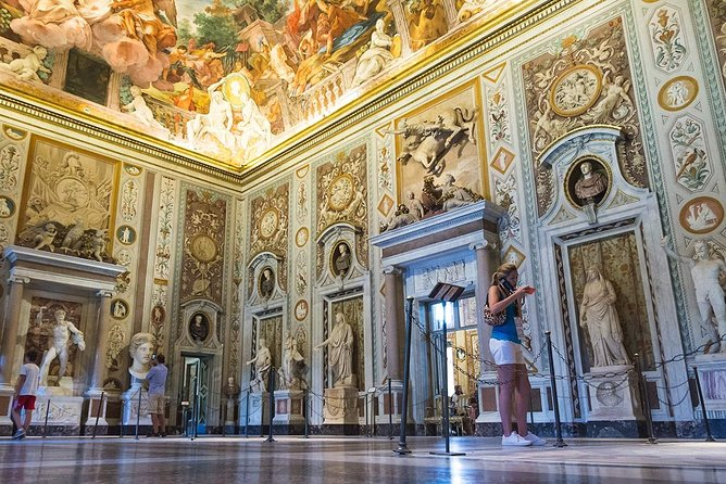 Borghese Gallery ticket