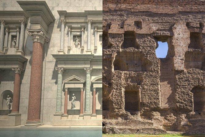 Baths of Caracalla 3D experience