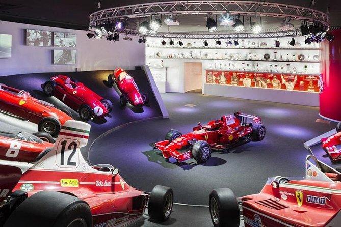 Private tour of Ferrari Museum, Pavarotti House and Balsamic Vinegar production