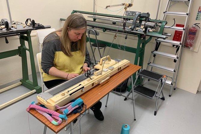 Intermediate Machine Knitting 'Live' Online Class
