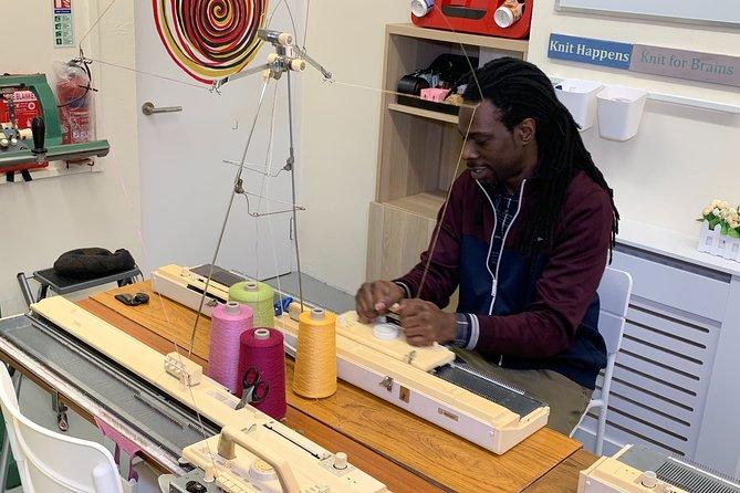 Advance Machine Knitting 'Live Online Class'