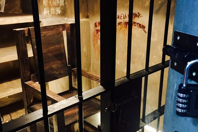 Madrid Death Penalty Escape Game 1962
