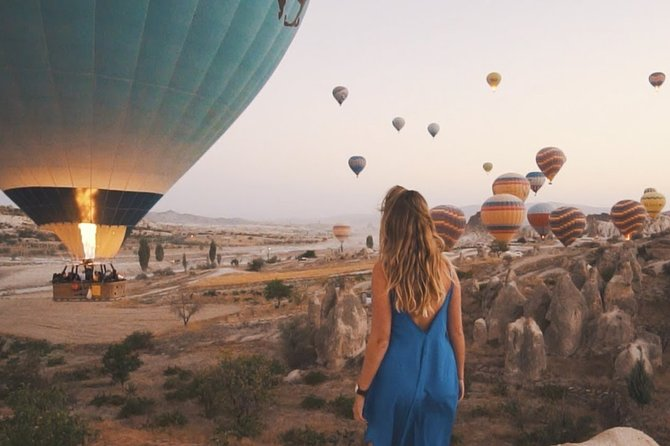 Cappadocia Breeze : 1Night 1Day Trip from/to Istanbul - Including Balloon Tour