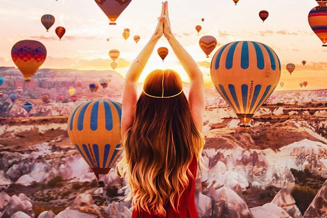 Cappadocia Spirit : 1Night 1Day Trip from/to Istanbul - Including Balloon Ride