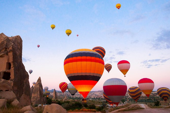 Cappadocia Adventures : 1Night 1Day Tour from/to Istanbul Including Balloon Tour