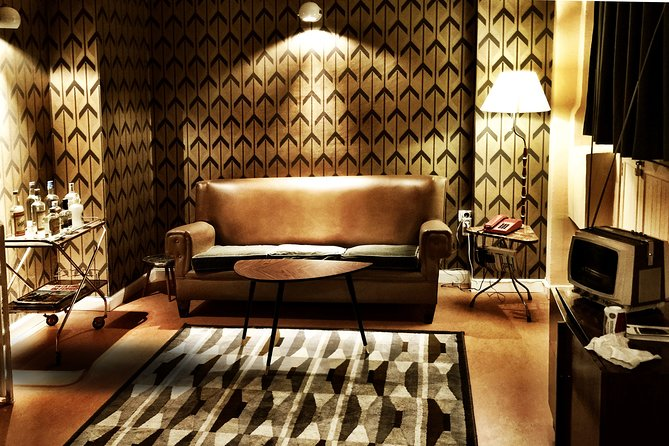 Madrid Cold War Escape Game Double Agent 1976