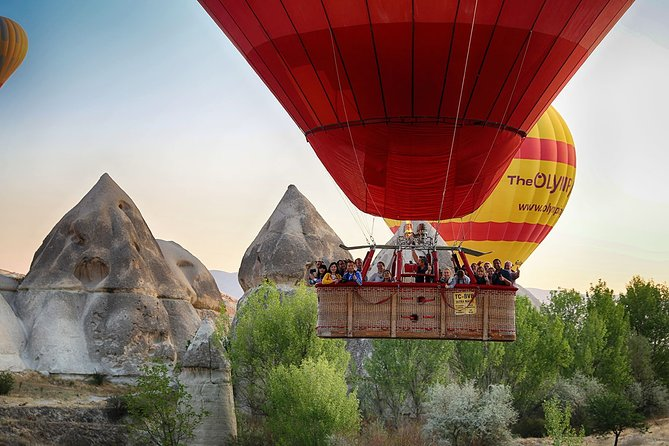 Cappadocia Splendor : 2 Days Cappadocia Trip with Discounted Balloon Ride Option